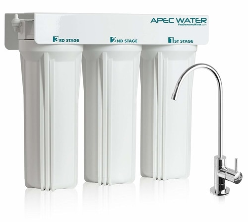 APEC WFS-1000 Under-Sink Water Filter System