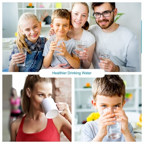 Countertop Water Filters Buyers Guide Water taste