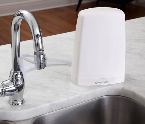 Countertop Water Filters Buyers Guide