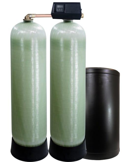 Fleck WS-96k-91SXT 9100SXT Dual Tank Water Softener