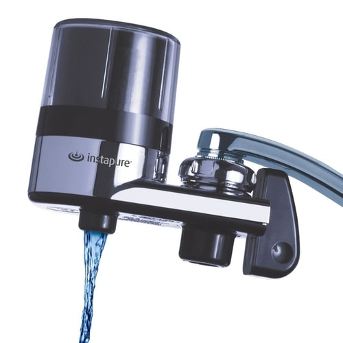 InstaPure F2BCT3P-1ES Faucet Mount Water Filter System