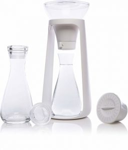 KOR Water Fall I Reusable countertop Water Filtration System