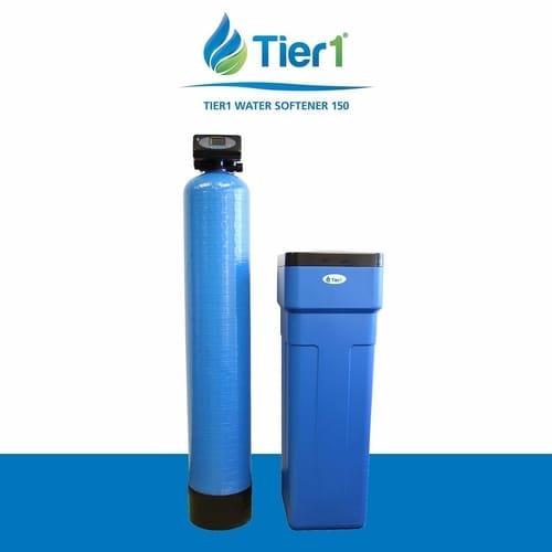 Tier1 48,000 Grain High Efficiency Digital Water Softener